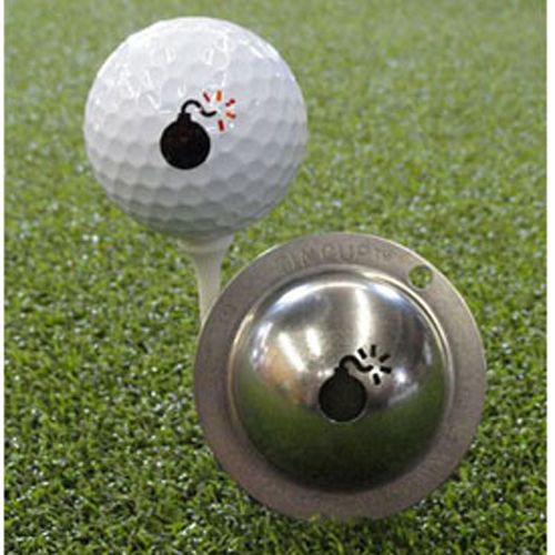 Tin Cup Golf Ball Marker - Bombs Away