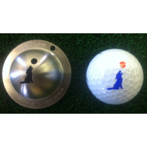Tin Cup Golf Ball Marker - Call of the Wild
