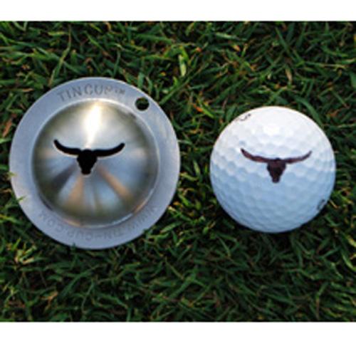 Tin Cup Golf Ball Marker - JB Ribeye