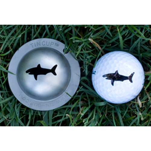 Tin Cup Golf Ball Marker - Razors Edge