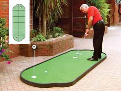 Tour Links 4x12 Indoor/Outdoor Putting Green