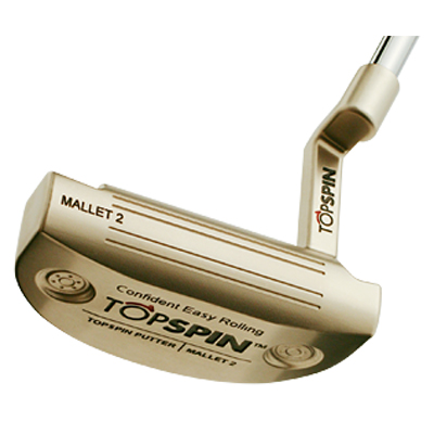 TopSpin Putter - Mallet 2
