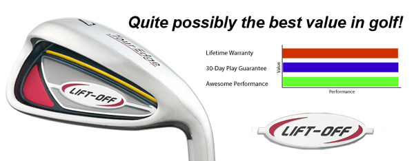 Tour Edge Lift Off Combo Iron Set Info