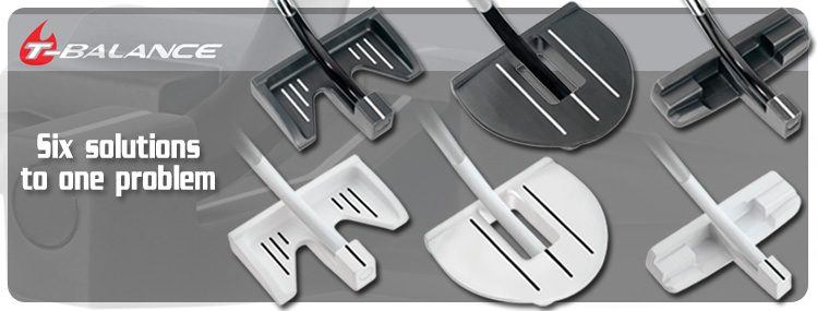 T-Balance Putters
