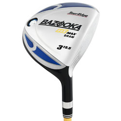 Tour Edge Bazooka HT Max Offset Draw Fairway Wood