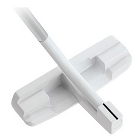Tour Edge T-Balance Putter - White 07