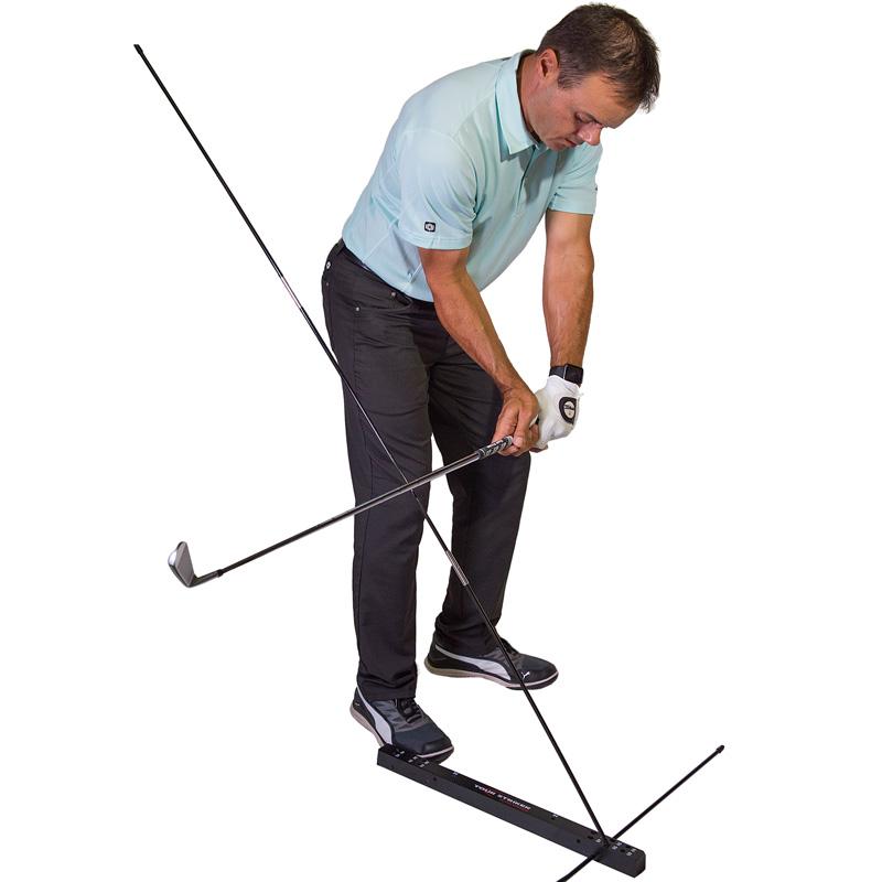 Tour Striker Plane Station Golf Swing Trainer