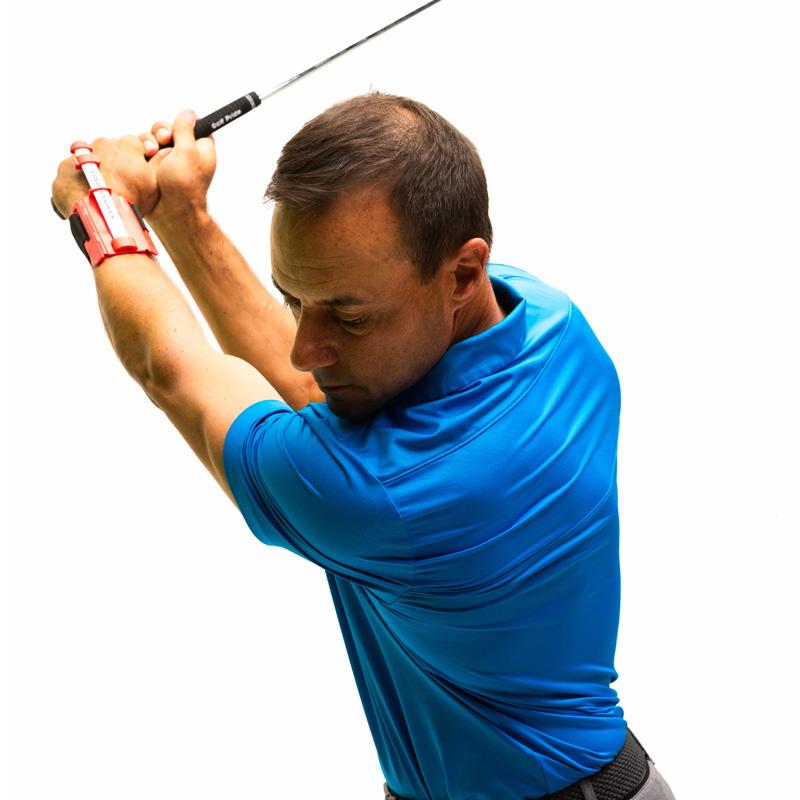 Tour Striker Power Click - Golf Swing Trainer
