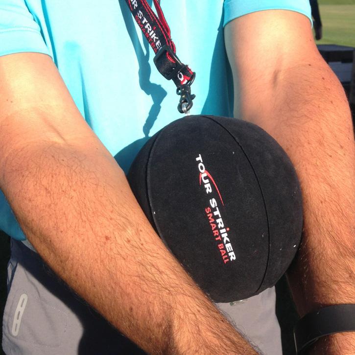 Tour Striker Smart Ball - Golf Training Aid