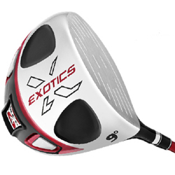 Tour Edge Exotics XCG-4 Driver
