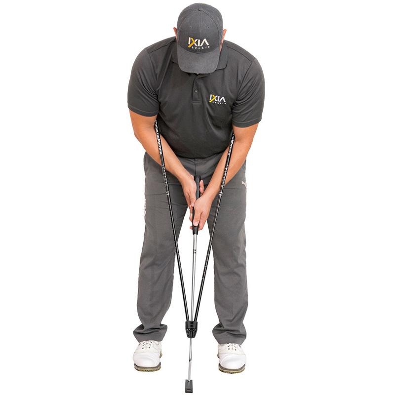 True Pendulum Motion Golf Putting Trainer