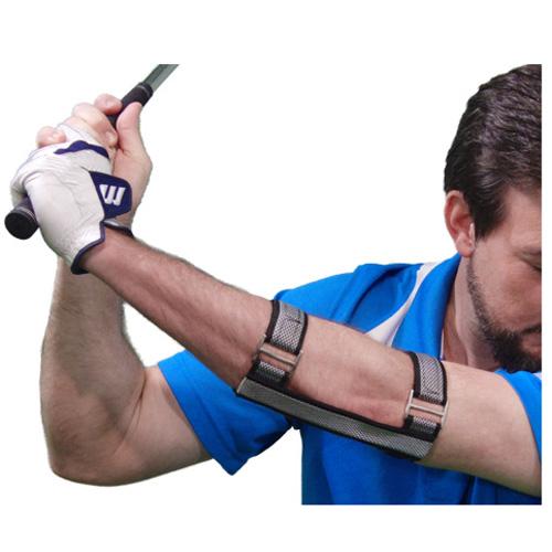 Elbow Clicker Golf Training Aid