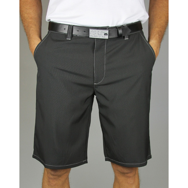 Image of Travis Mathew Extinguisher Golf Shorts - Black