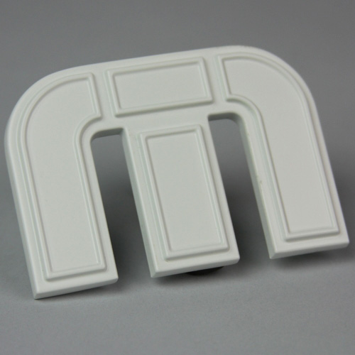 Image of Travis Mathew Icon Belt Buckle - Matte White