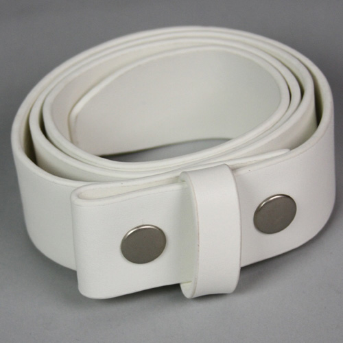 Travis Mathew Icon Belt - White Image