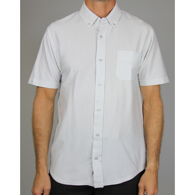 Travis Mathew Kemp Golf Shirt - White
