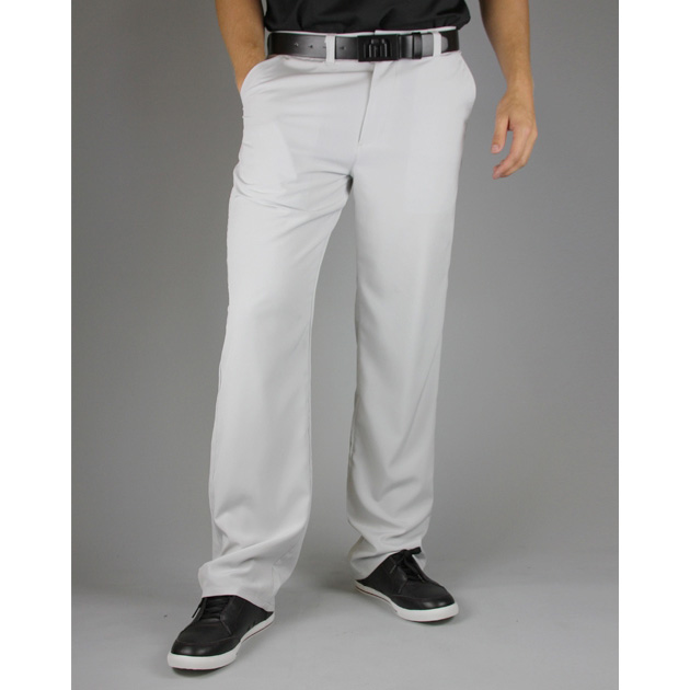 Travis Mathew Lester Golf Pants - Light Grey Image
