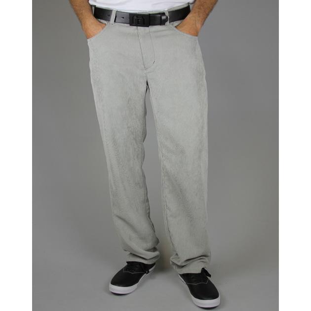 Travis Mathew Sir Double L Golf Pants - Dark Grey