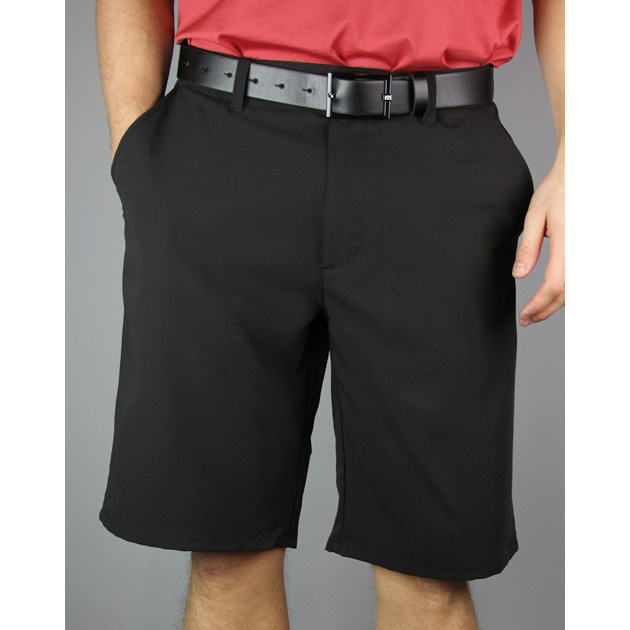 Travis Mathew Turner Golf Shorts - Black