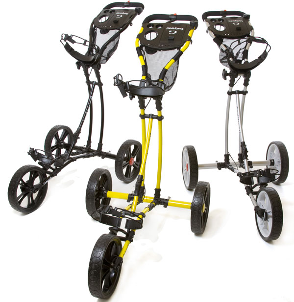 World Class Golf Push Cart: A Perfect Golf Gift