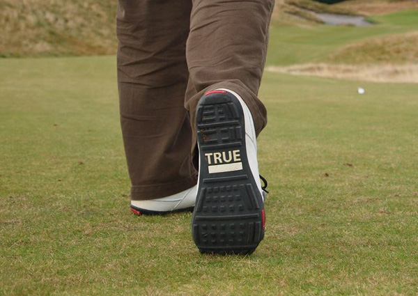 true linkswear barefoot golf shoes
