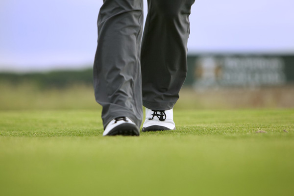 true linkswear thin sole golf shoes