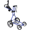 upright caddy push cart