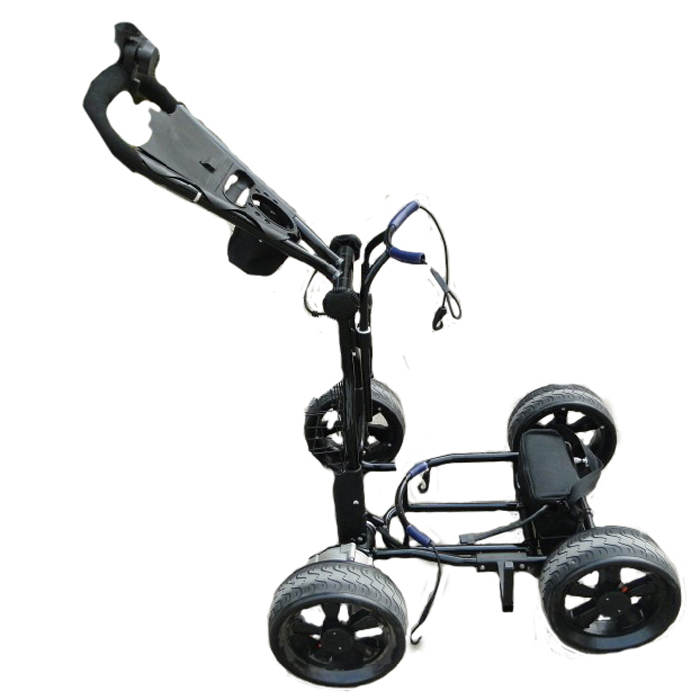 Image of Upright Caddy RASR Electric Remote Golf Push Cart
