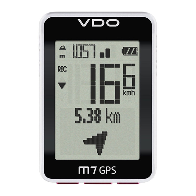 VDO M7 Wireless Bicycle Computer