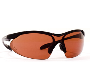VedaloHD Torino R Golf Sunglasses - Black