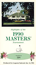 1990 Masters Tournament