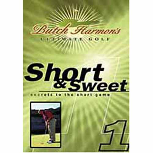 Butch Harmons Ultimate Golf: Short And Sweet DVD