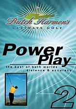 Butch Harmons Ultimate Golf: Power Play DVD