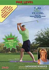 Yoga For Golfers: Par Level DVD