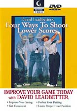 David Leadbetters Four Ways To Shoot Lower Scores