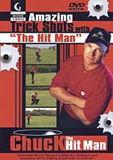 Amazing Trick Shots With The Hit Man