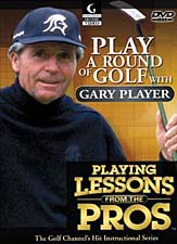 Play A Round Of Golf With Gary Player DVD