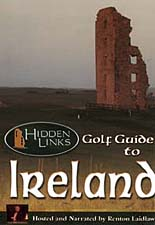 Hidden Links Golf Guide To Ireland DVD