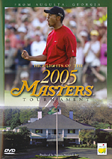 2005 Masters DVD