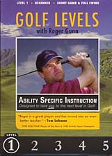 Golf Levels With Roger Gunn: Level 1