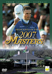 2007 MASTERS TOURNAMENT-DVD