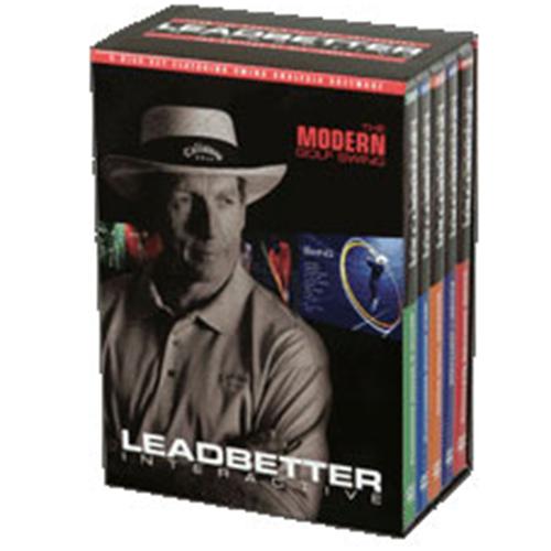Leadbetter Interactive DVD Box Set