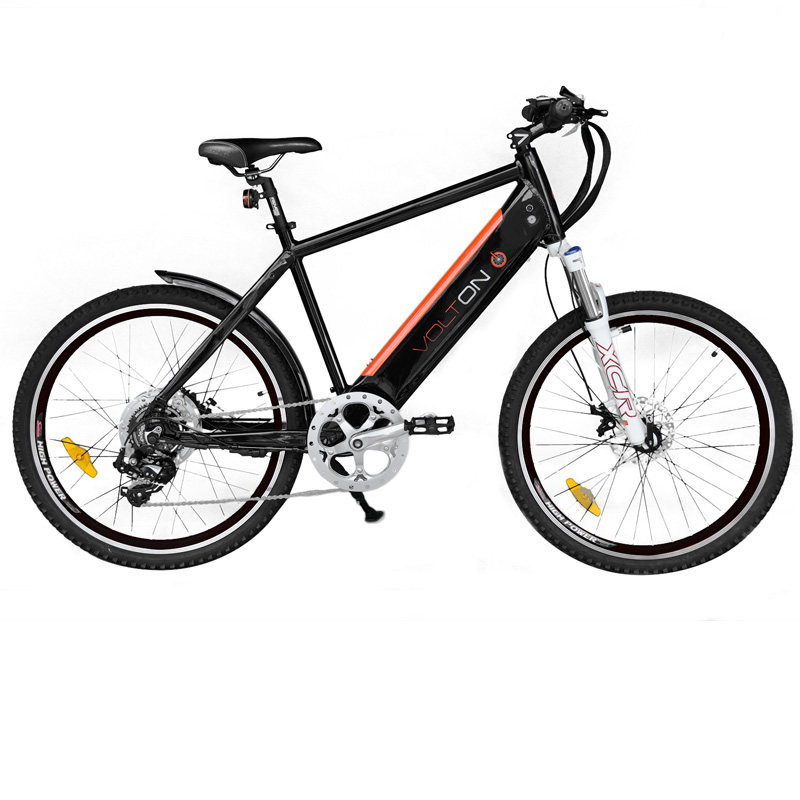 2017 Volton Alation 500 Electric Bicycle - Black