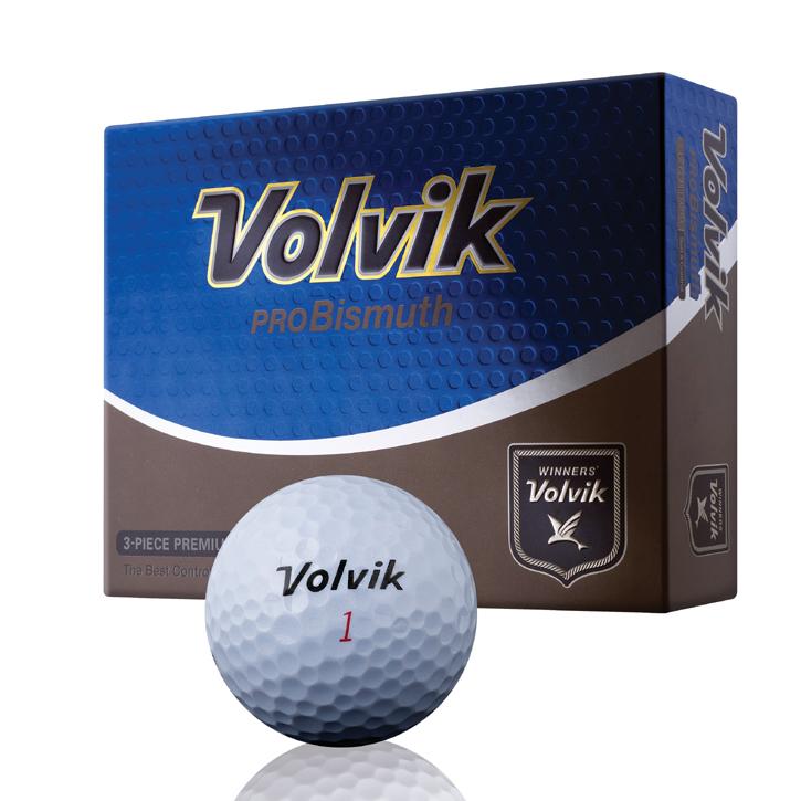 Volvik ProBismuth Golf Balls (1 Dozen)