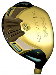 Williams Golf Gold Series FW32 Fariway Wood