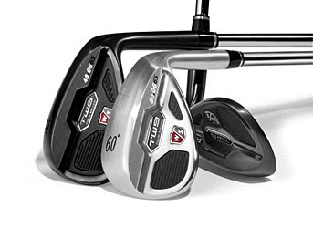 Wilson Golf TW9 Black Wedge