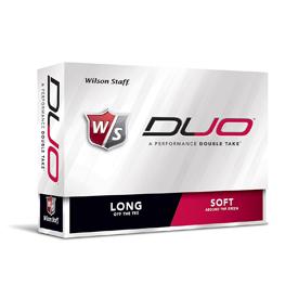 Wilson Duo Golf Balls (1 Dozen)