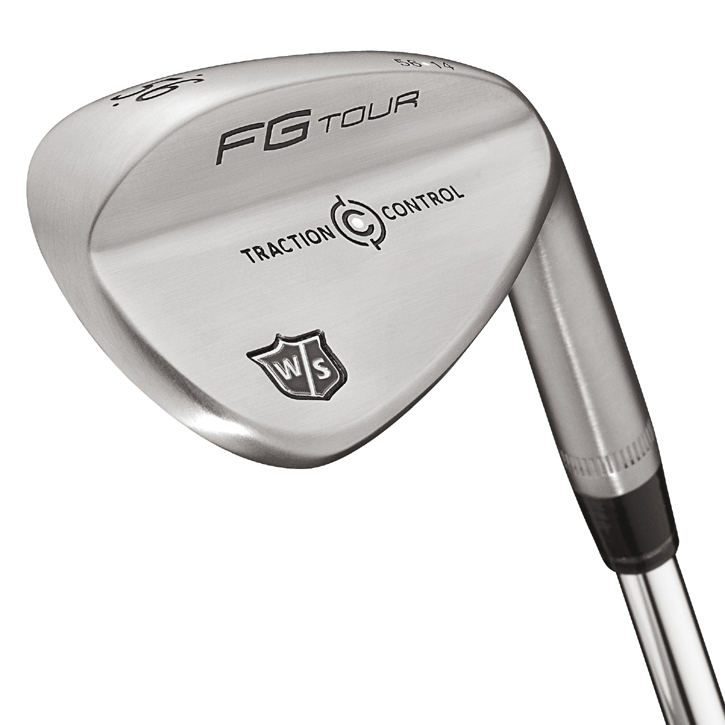 Wilson FG Tour TC Wedges - Tour Sole Design