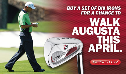Wilson Golf Promotion