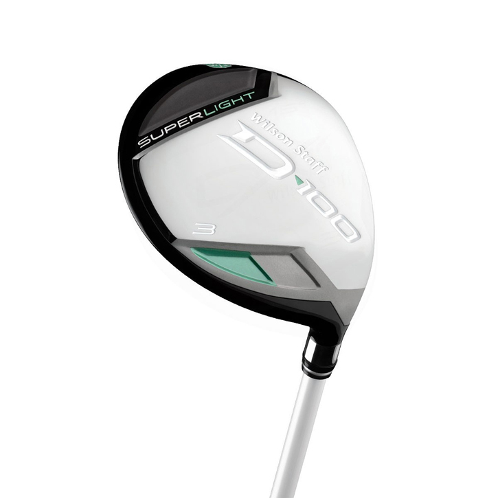 Wilson Staff D-100 Fairway Wood – Womens